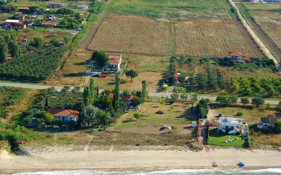 Земля на Афоне, Греция, 1200 м2 - фото 1