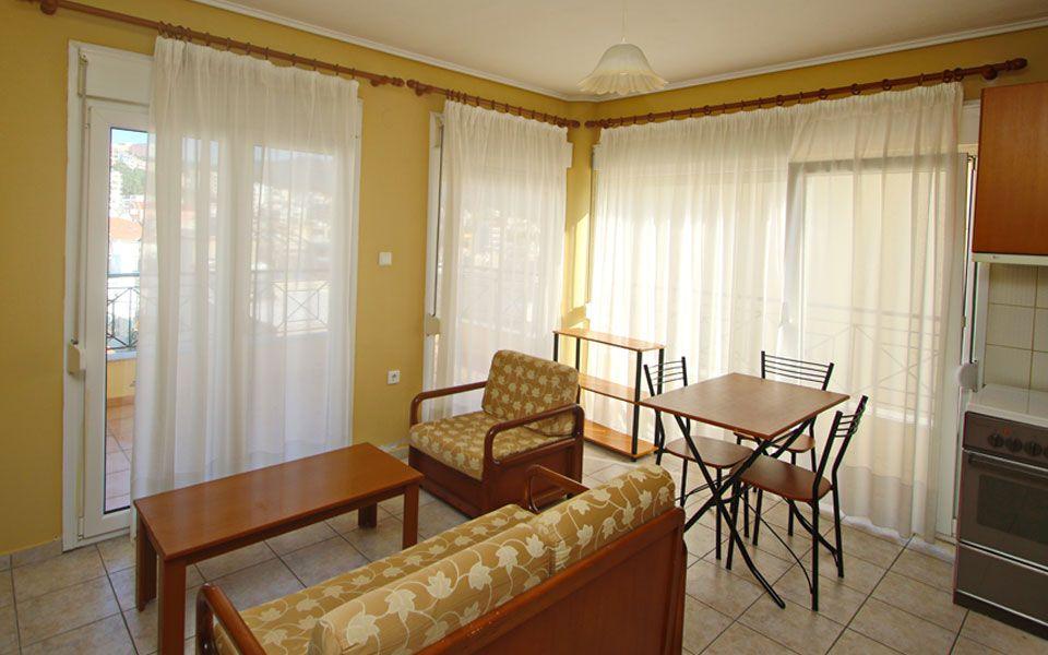Квартира в Кавале, Греция, 55 м2 - фото 1