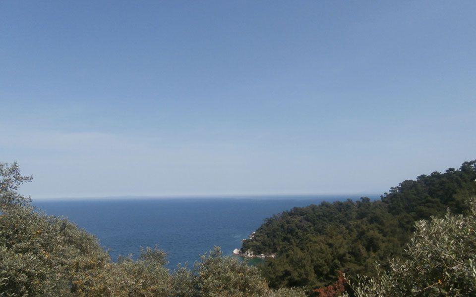 Земля на Тасосе, Греция, 3066 м2 - фото 1