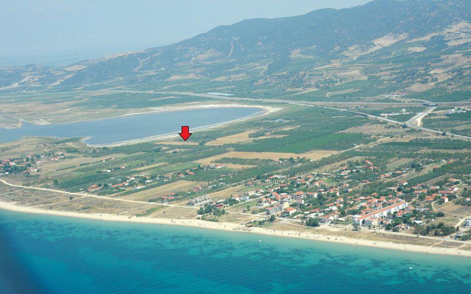 Земля в Салониках, Греция, 7800 м2 - фото 1