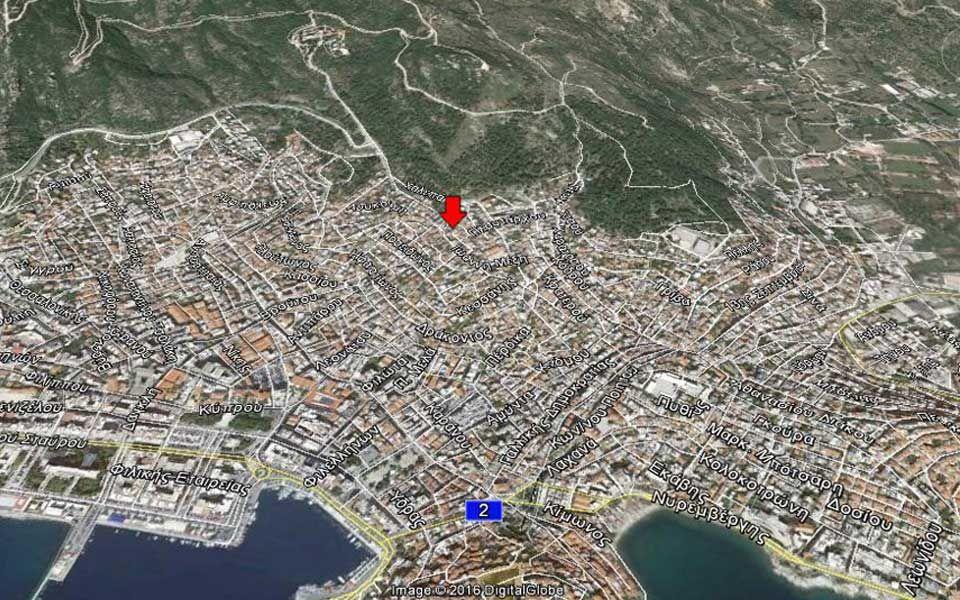 Земля в Кавале, Греция, 123 м2 - фото 1
