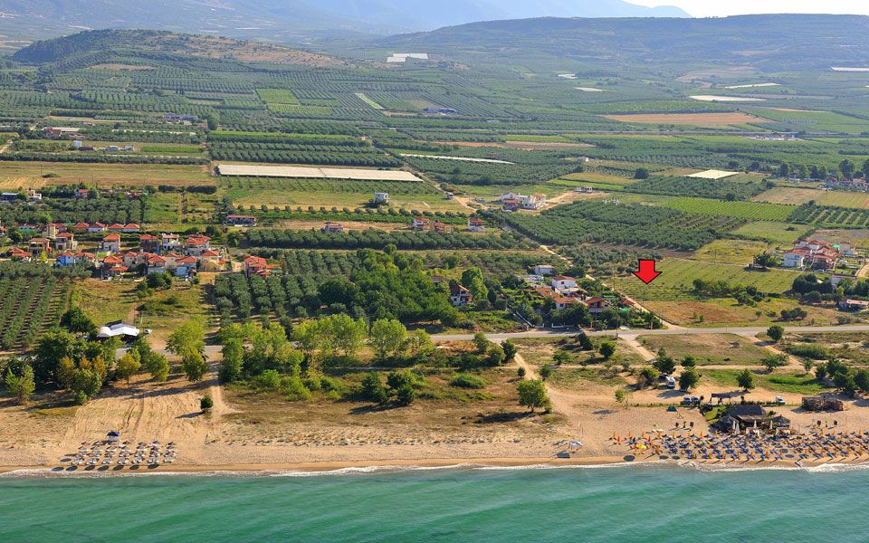 Земля в Драме, Греция, 400 м2 - фото 1