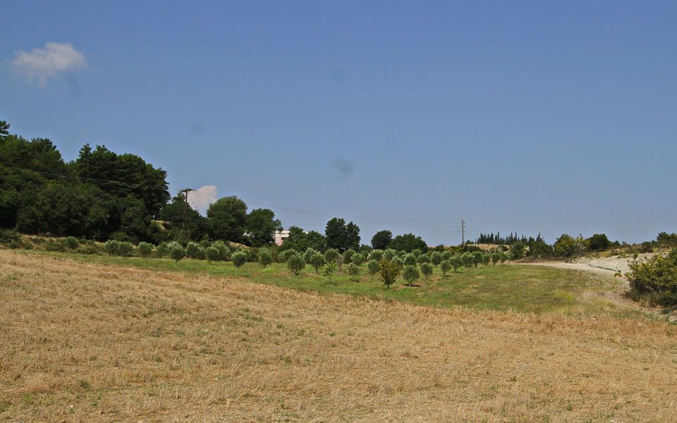 Земля в Кавале, Греция, 5780 м2 - фото 1