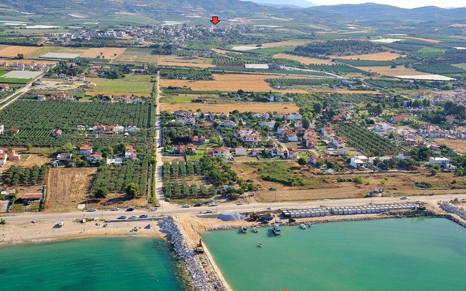 Земля на Афоне, Греция, 600 м2 - фото 1