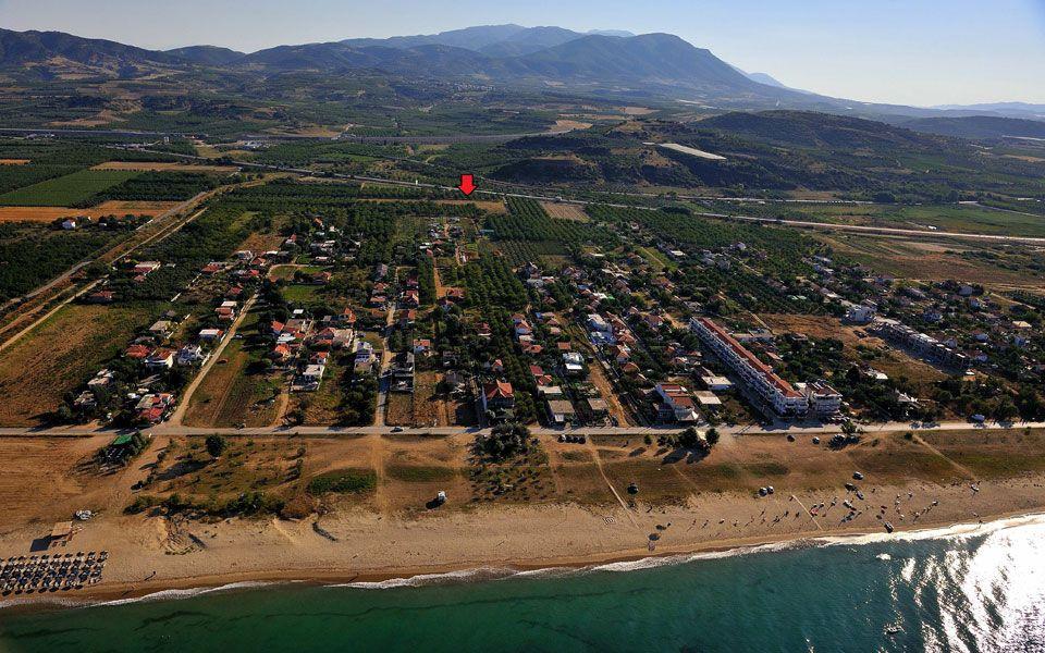 Земля в Салониках, Греция, 663 м2 - фото 1