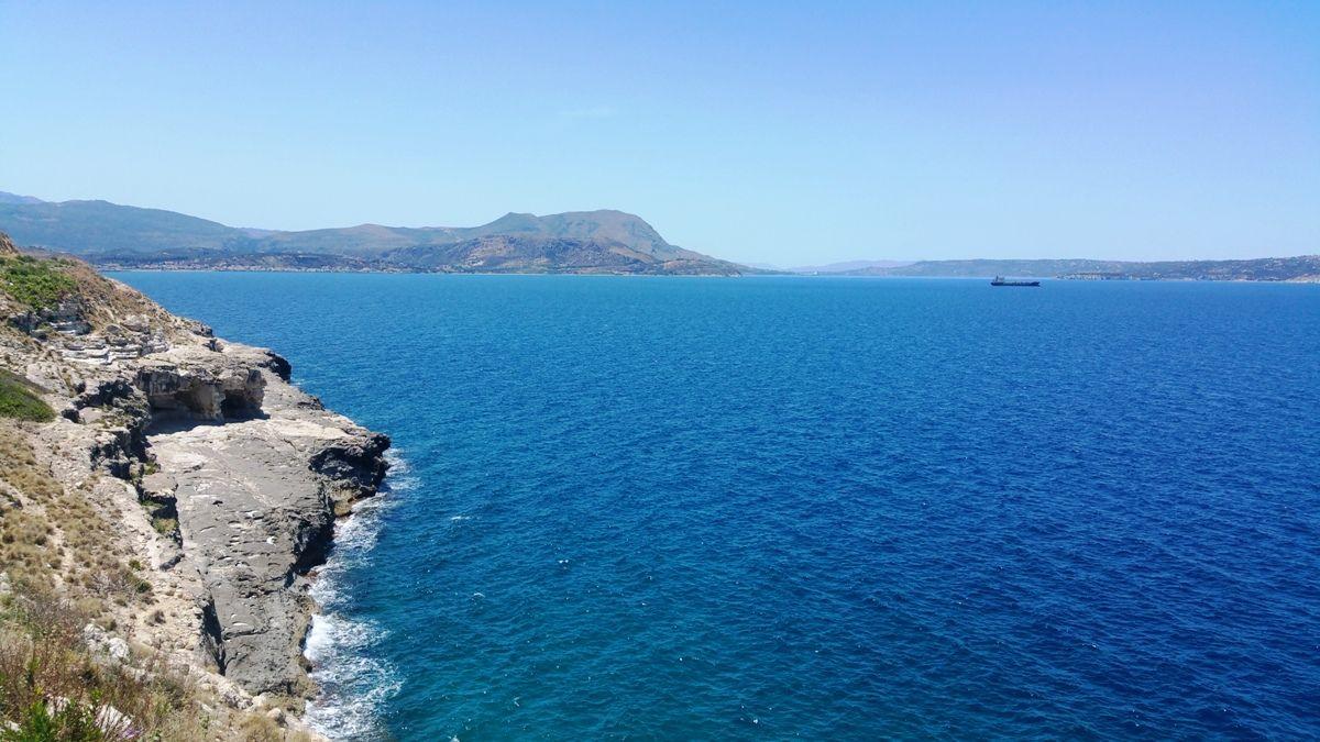 Земля в Ханье, Греция, 4000 м2 - фото 1