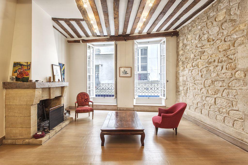 Квартира в Париже, Франция, 64 м2 - фото 1