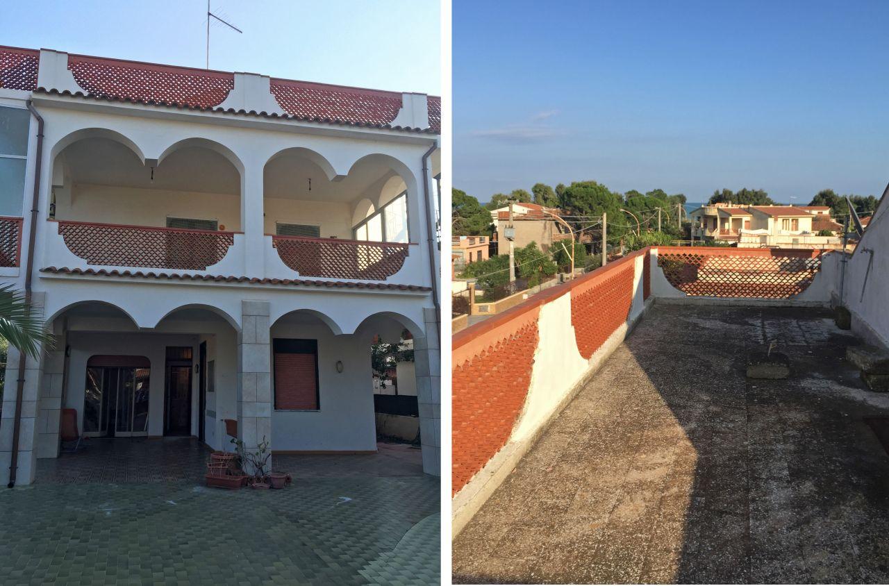 Вилла в Сиракузах, Италия, 300 м2 - фото 1
