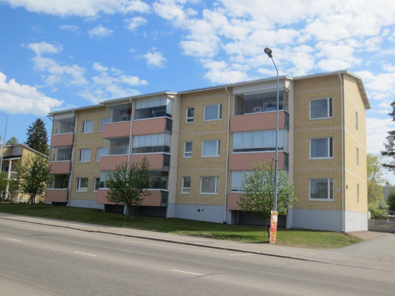 Квартира в Иматре, Финляндия, 54.5 м2 - фото 1