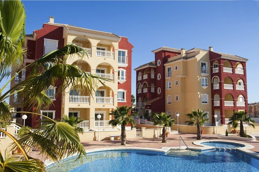 Квартира в Лос Алькасарес, Испания, 100 м2 - фото 1