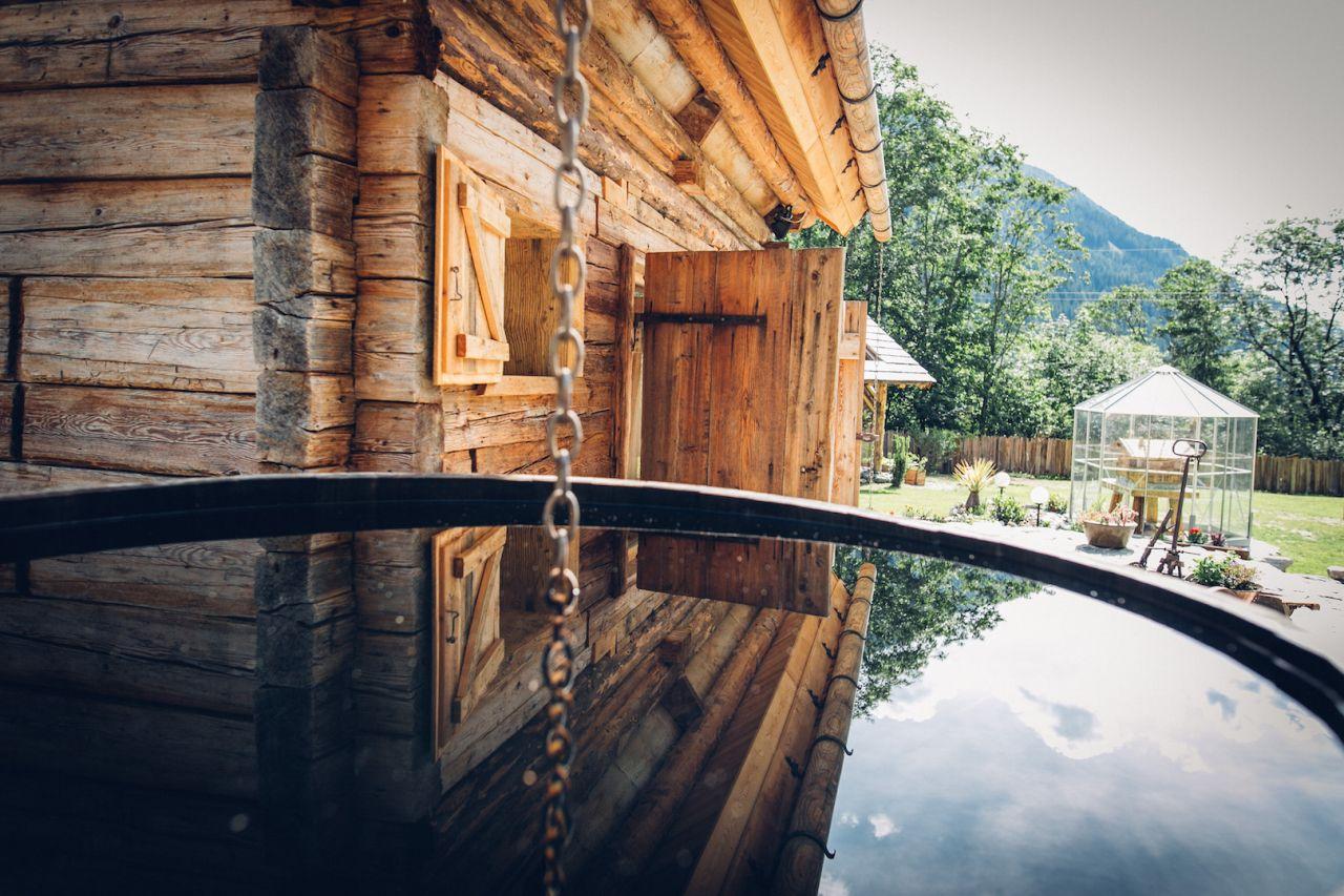 Шале в Каринтии, Австрия, 400 м2 - фото 1