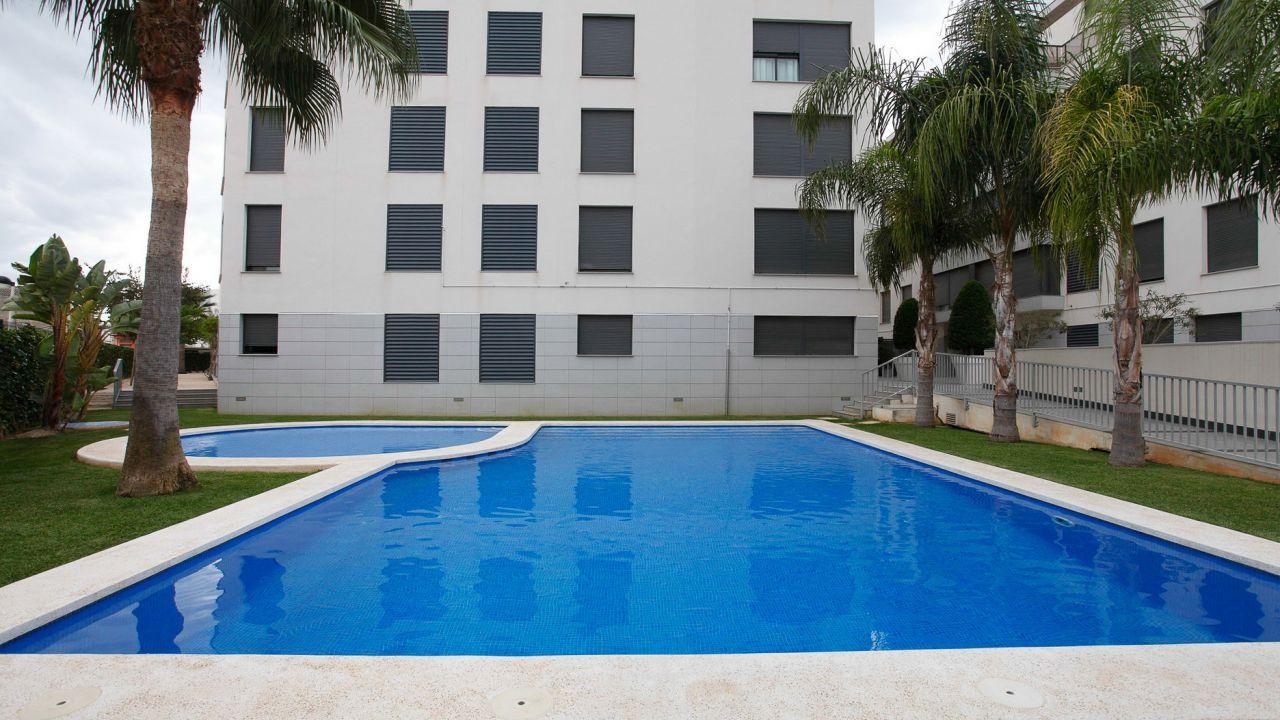 Квартира на Коста-Бланка, Испания, 72 м2 - фото 1