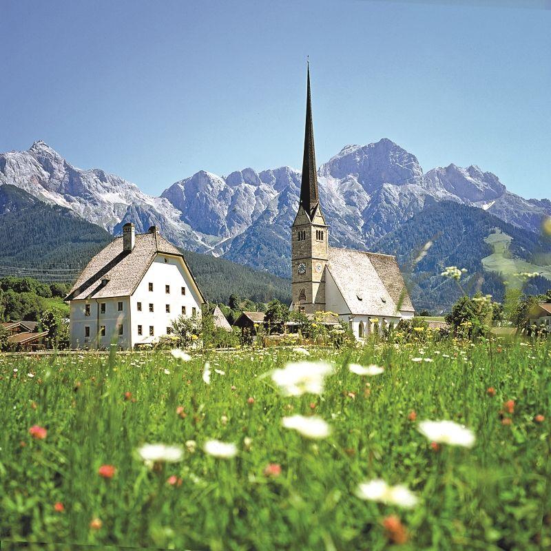 Пентхаус в Зальцбурге, Австрия, 98 м2 - фото 1