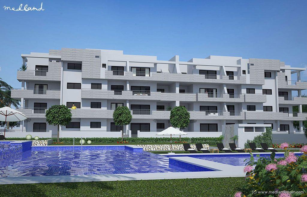 Апартаменты в Ла Cении, Испания, 78 м2 - фото 1