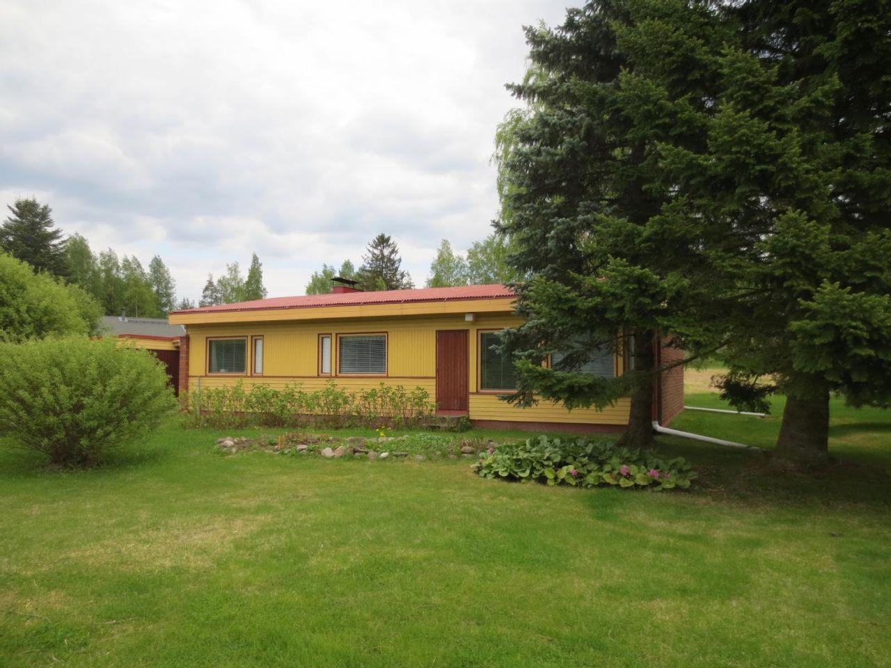 Дом в Иматре, Финляндия, 113 м2 - фото 1
