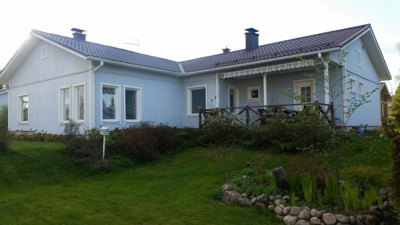Дом в Иматре, Финляндия, 1268 м2 - фото 1