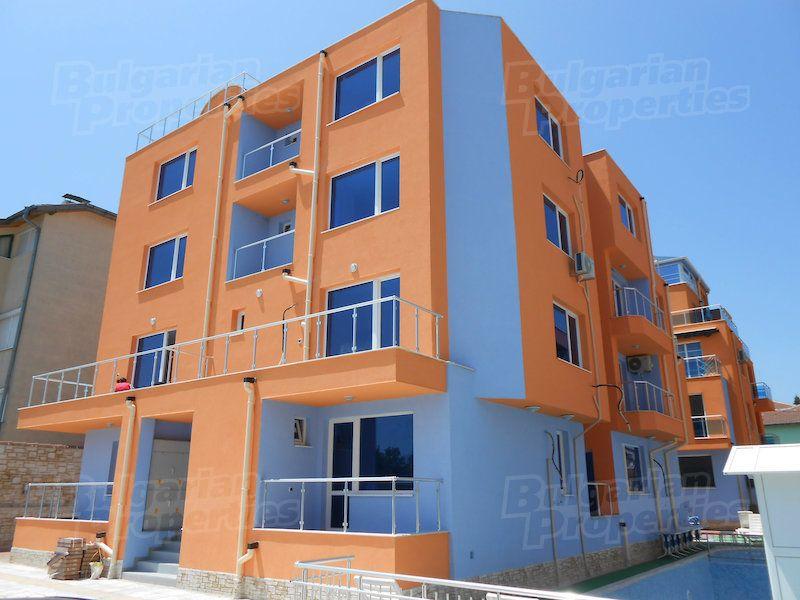 Апартаменты в Приморско, Болгария, 46.67 м2 - фото 1
