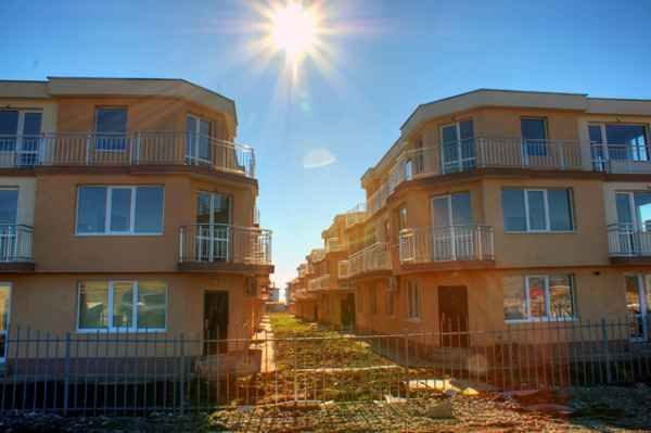 Квартира в Бургасской области, Болгария, 96 м2 - фото 1