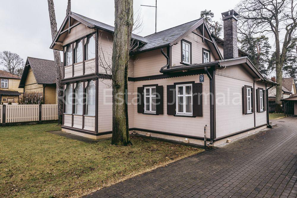 Дом в Юрмале, Латвия, 838 м2 - фото 1