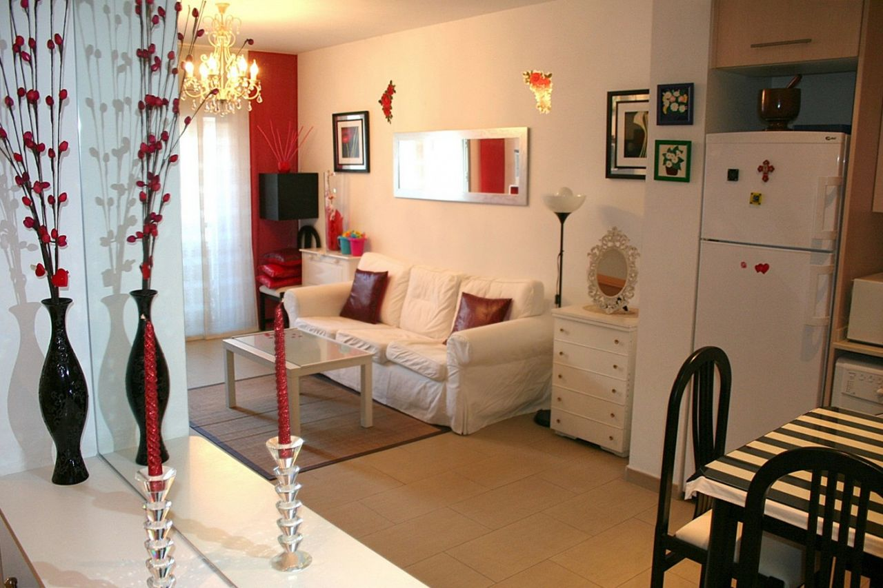 Апартаменты на Коста-Брава, Испания, 50 м2 - фото 1