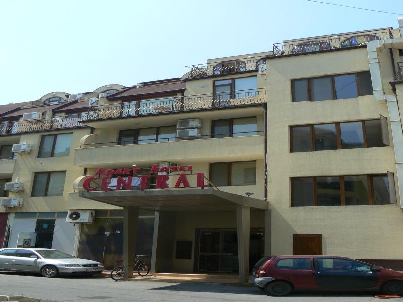 Квартира в Бургасской области, Болгария, 32 м2 - фото 1