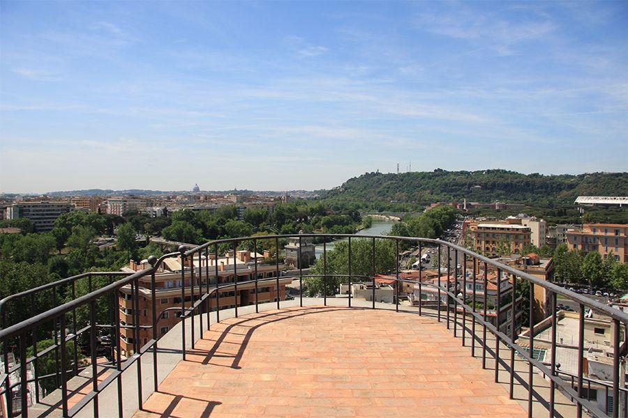 Пентхаус в Риме, Италия, 252 м2 - фото 1