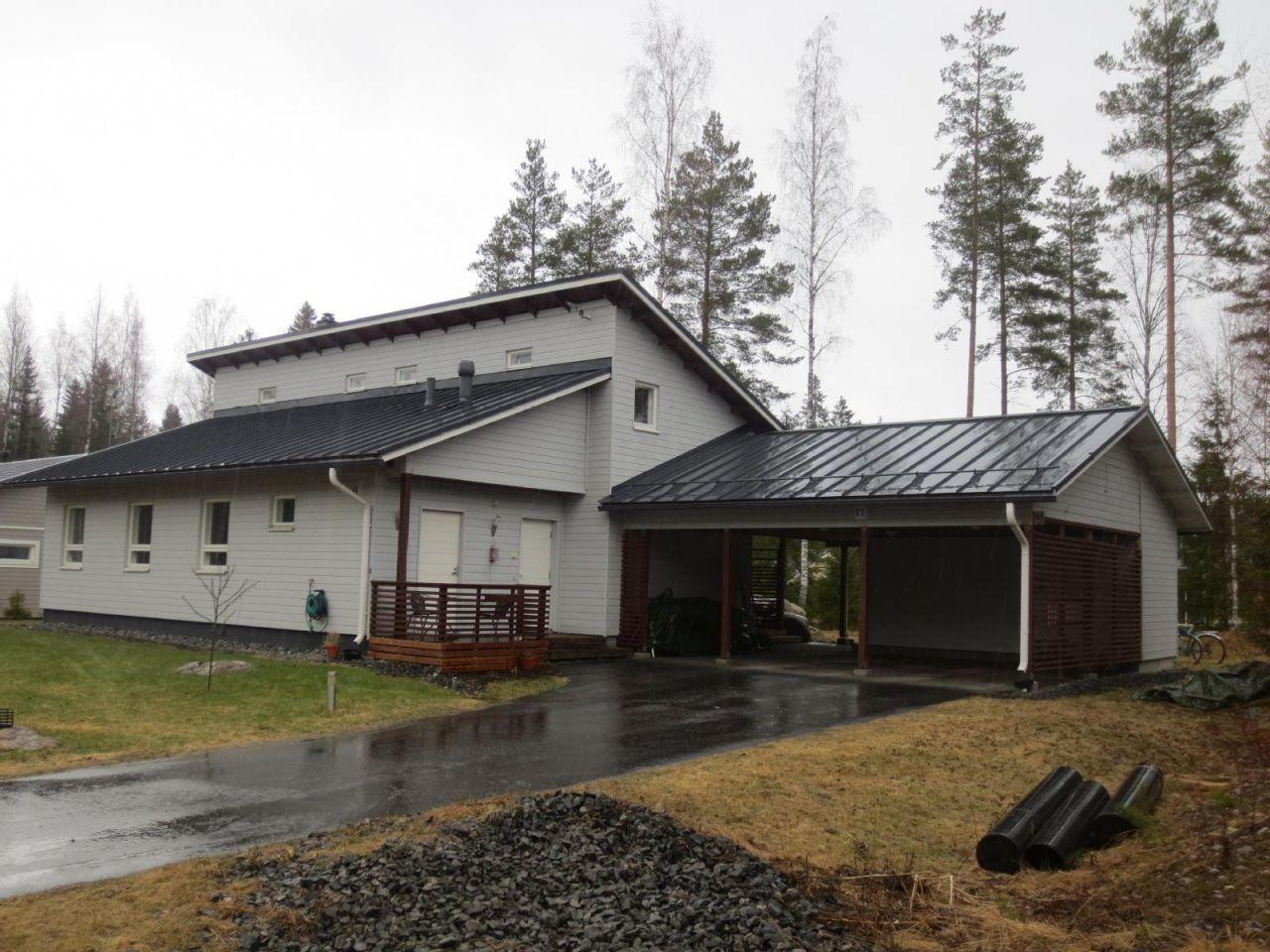 Дом в Иматре, Финляндия, 151 м2 - фото 1