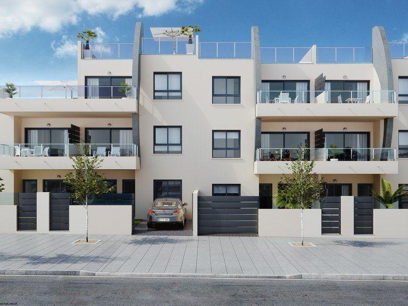 Апартаменты в Ориуэла Коста, Испания, 77 м2 - фото 2