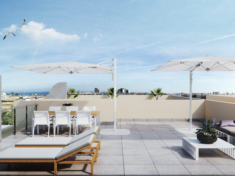 Апартаменты в Ориуэла Коста, Испания, 77 м2 - фото 11