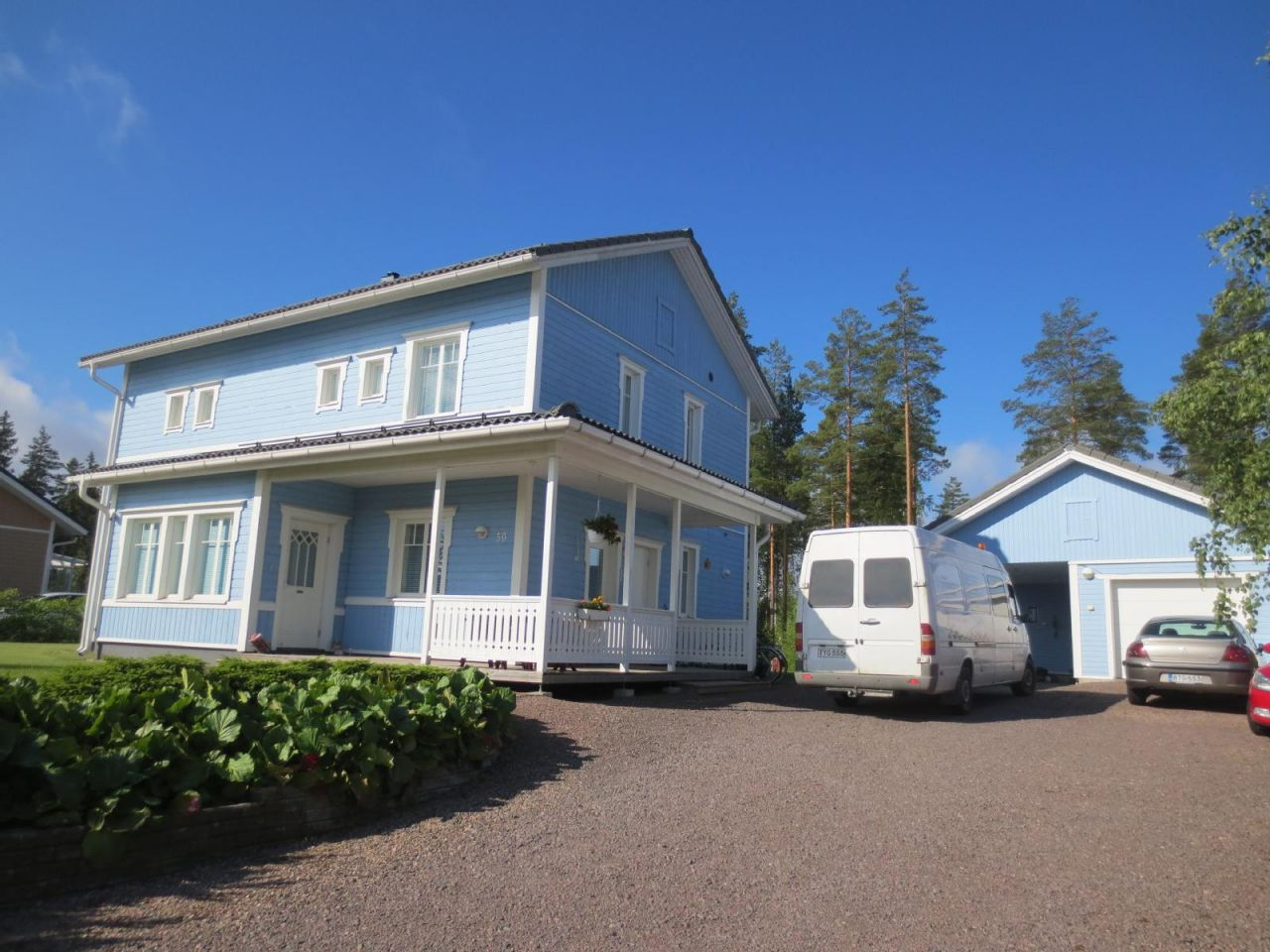 Дом в Руоколахти, Финляндия, 201 м2 - фото 1