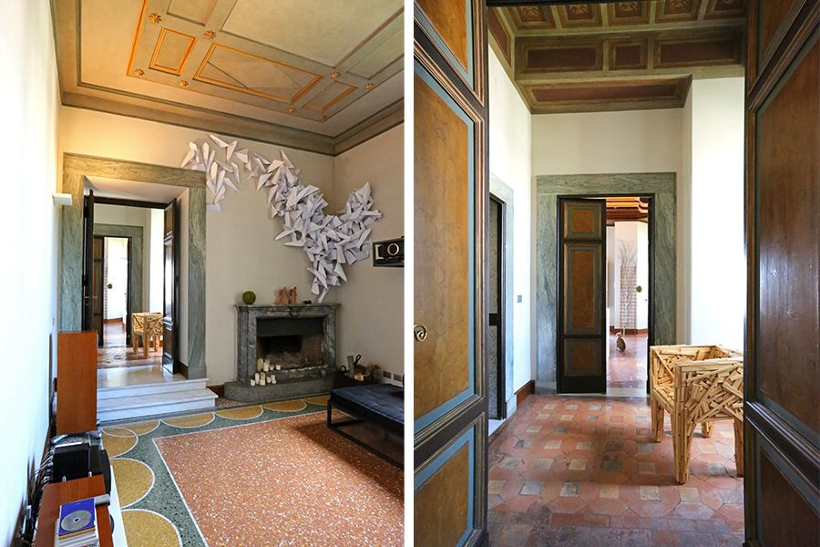 Апартаменты в Риме, Италия, 243 м2 - фото 1