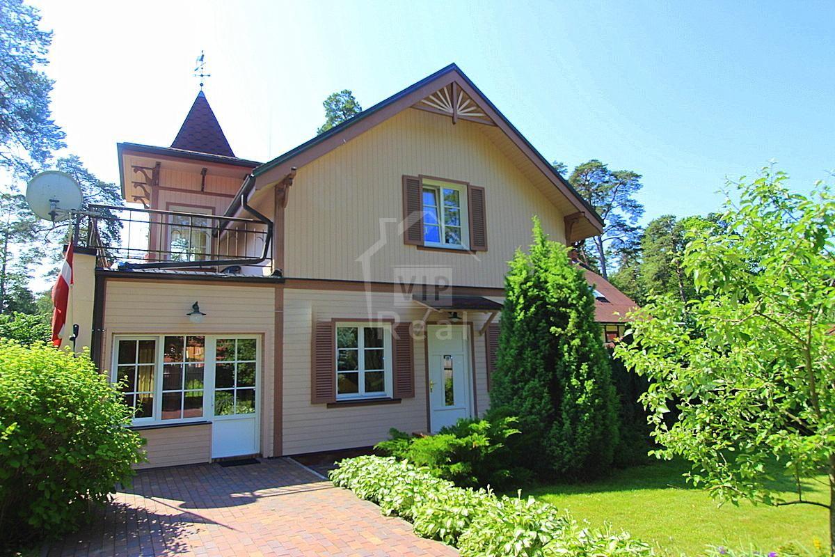 Дом в Юрмале, Латвия, 546 м2 - фото 1