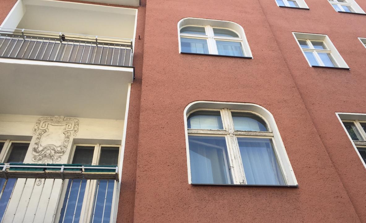 Доходный дом в Берлине, Германия, 780 м2 - фото 1
