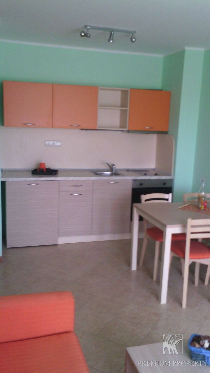 Апартаменты на Солнечном берегу, Болгария, 55.88 м2 - фото 1