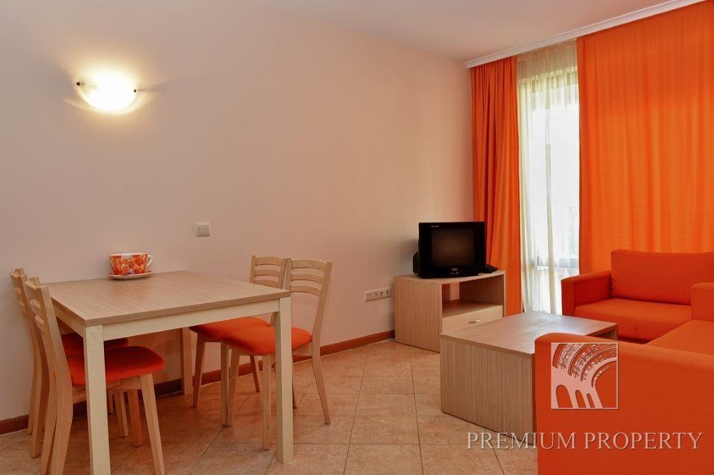 Апартаменты на Солнечном берегу, Болгария, 56.86 м2 - фото 1
