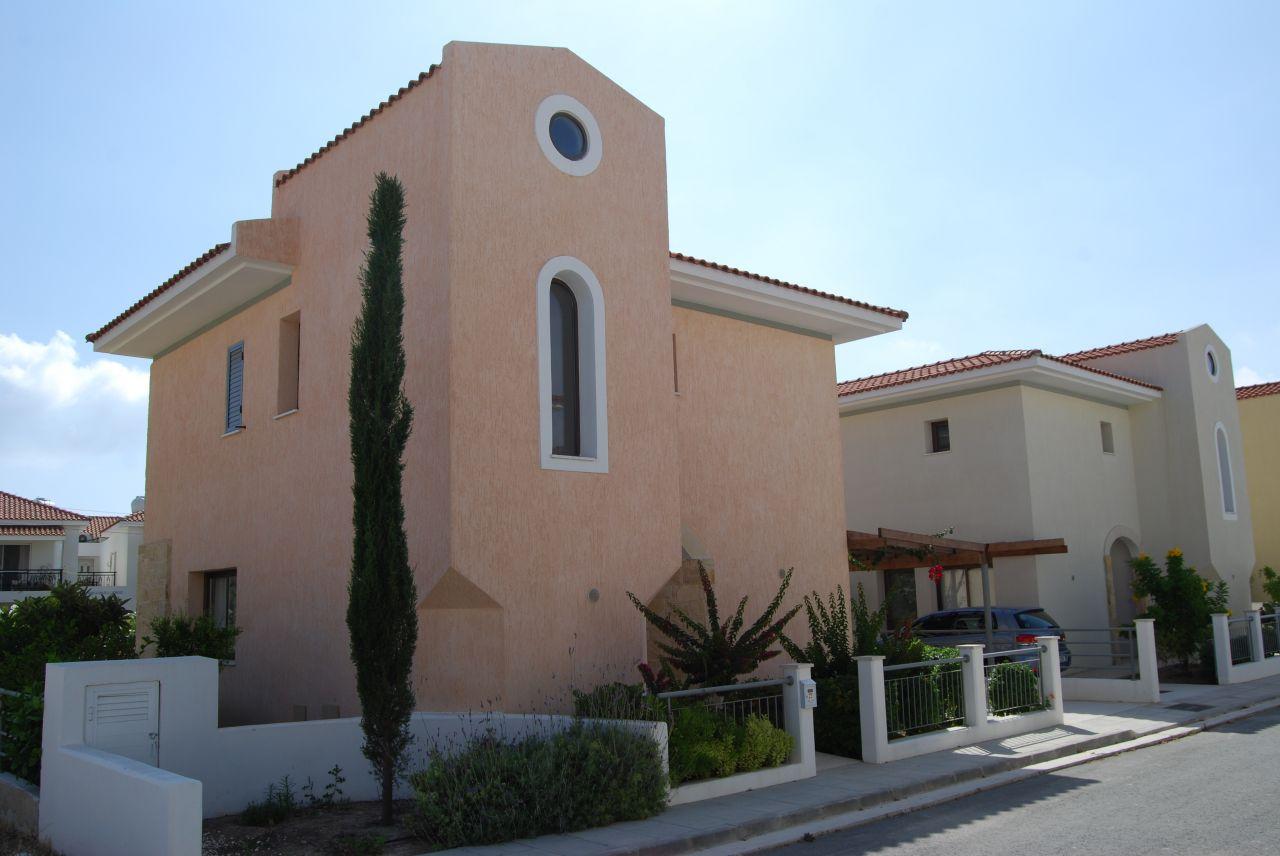 Вилла в Пафосе, Кипр, 266 м2 - фото 1