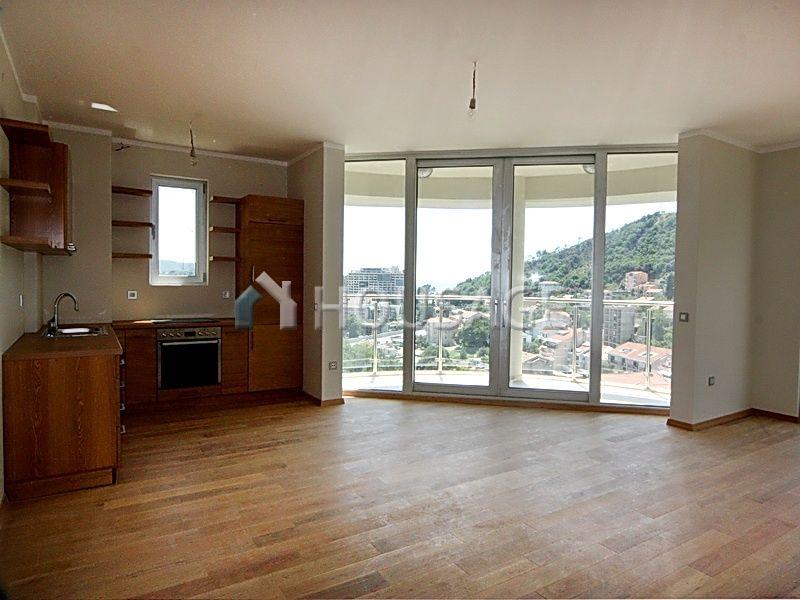 Квартира в Бечичи, Черногория, 93 м2 - фото 1