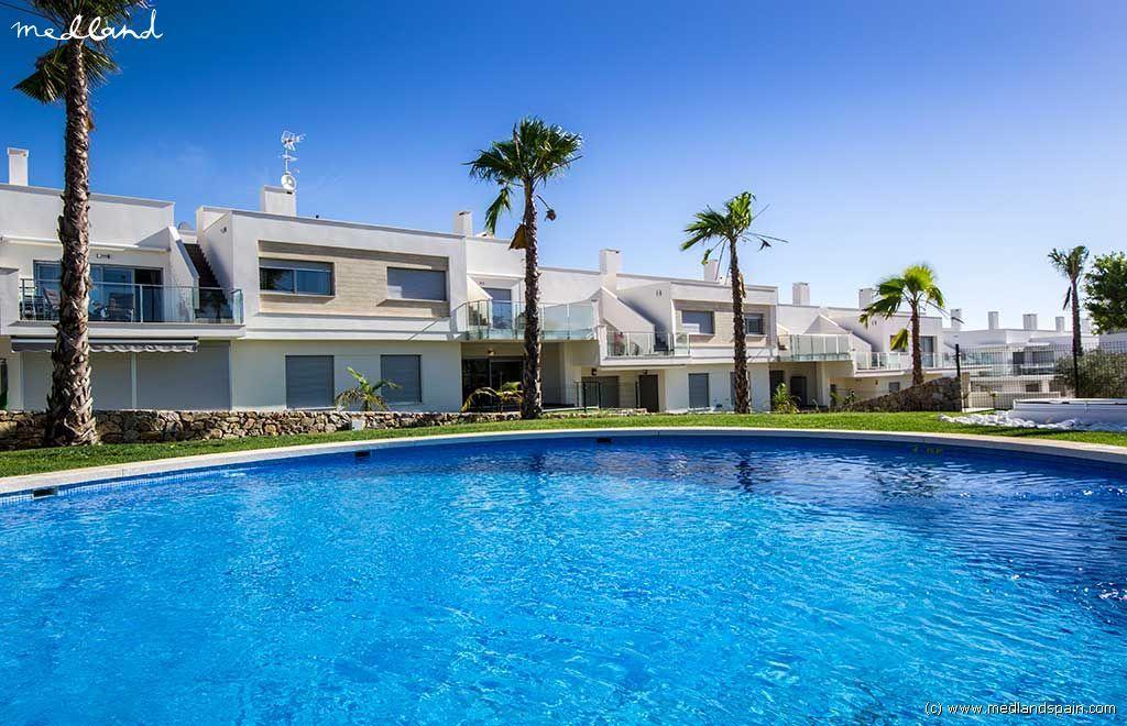 Апартаменты в Ориуэла Коста, Испания, 97 м2 - фото 1