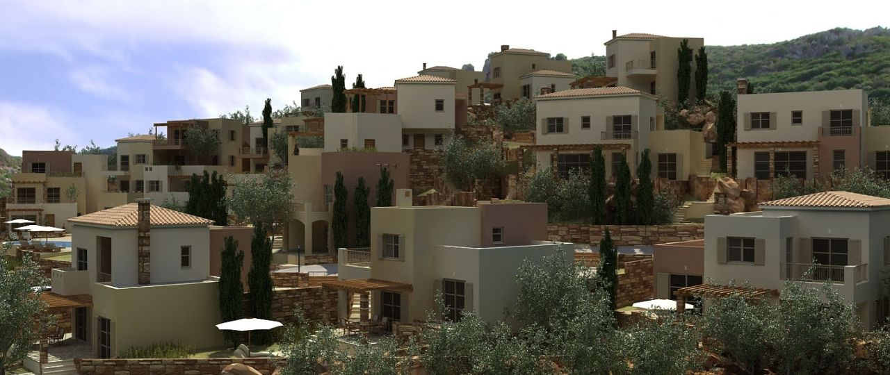 Вилла в номе Ханья, Греция, 151 м2 - фото 1