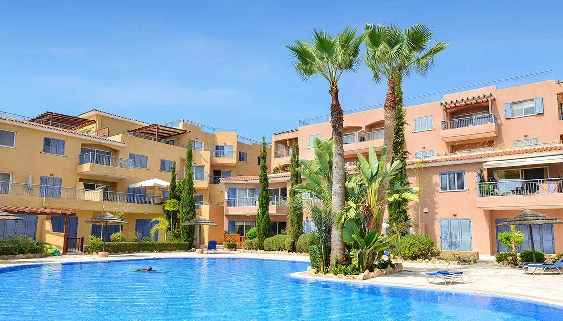 Квартира в Пейе, Кипр, 89 м2 - фото 1