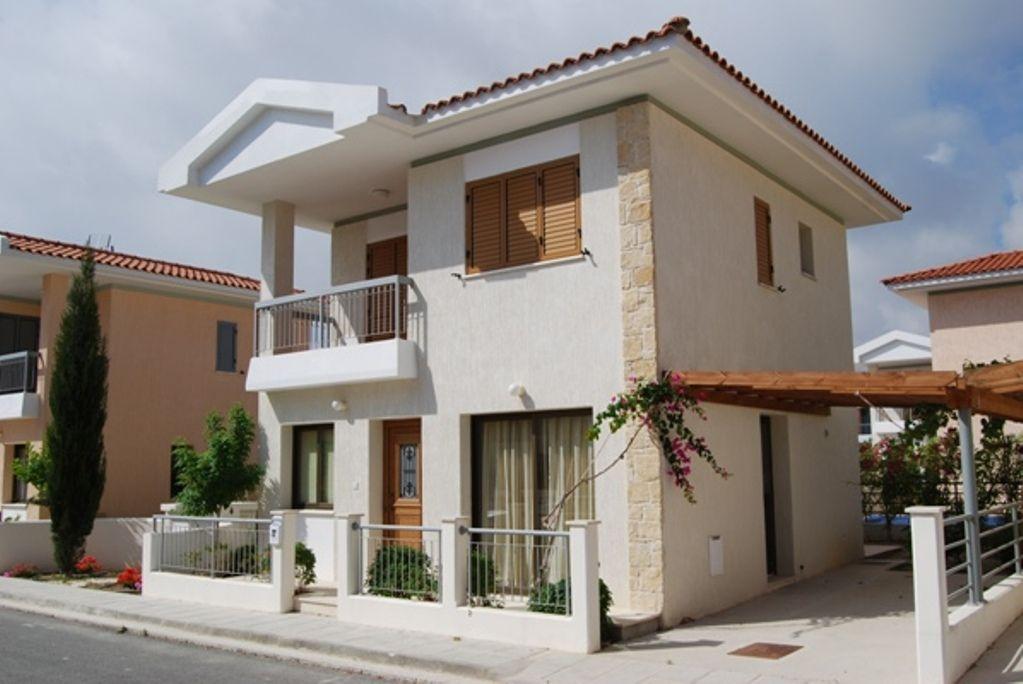 Вилла в Пафосе, Кипр, 93 м2 - фото 1