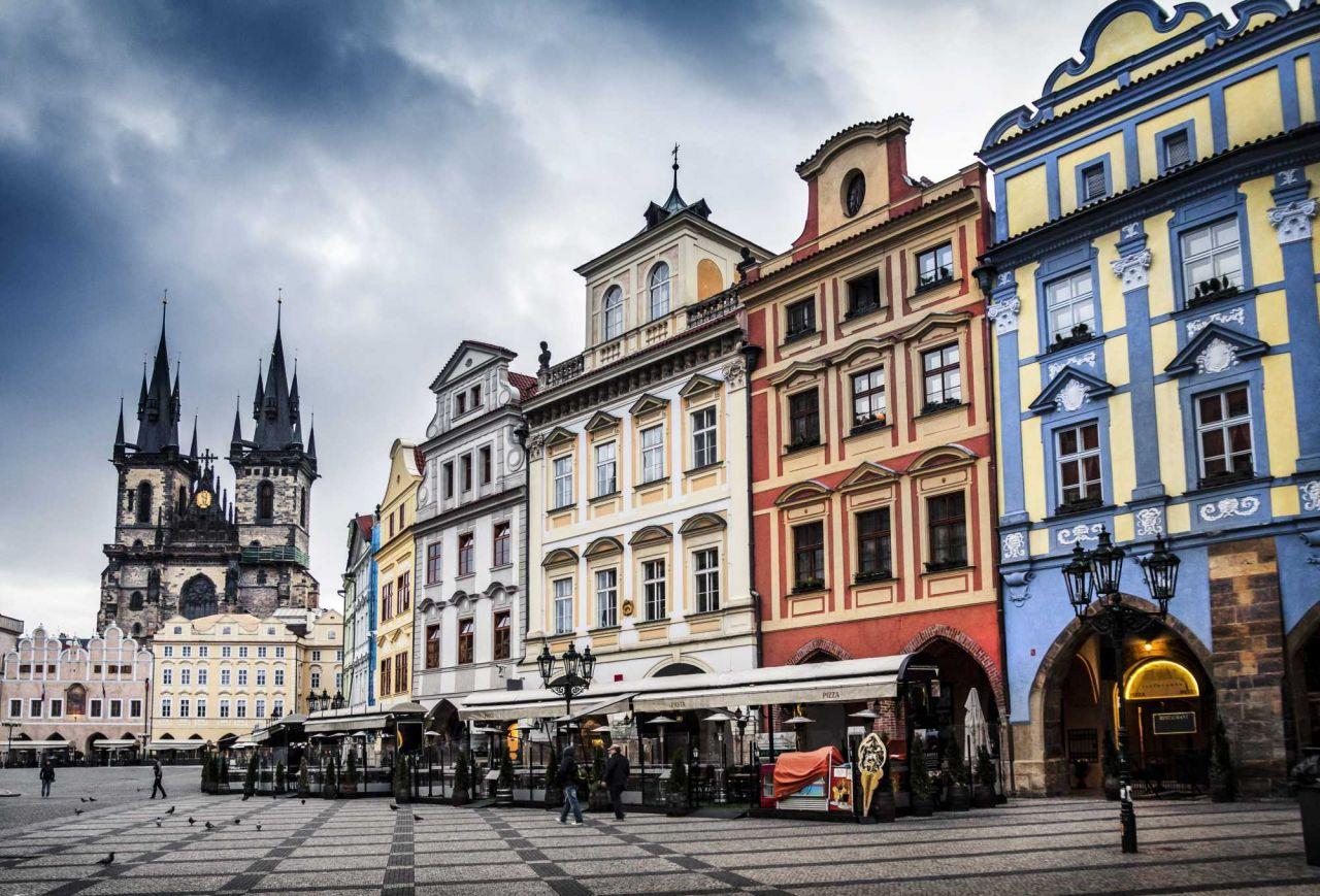 Магазин в Праге, Чехия, 325 м2 - фото 1