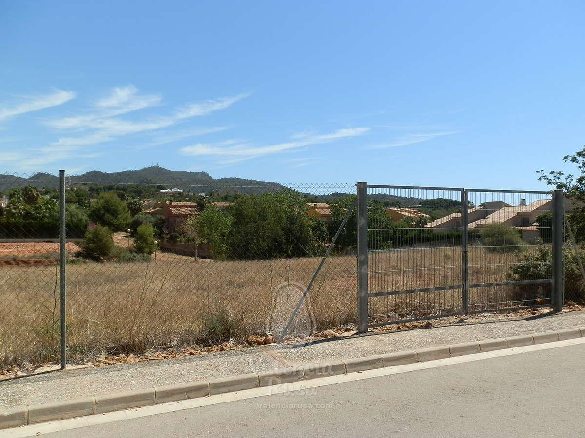 Земля в Валенсии, Испания, 1250 м2 - фото 1