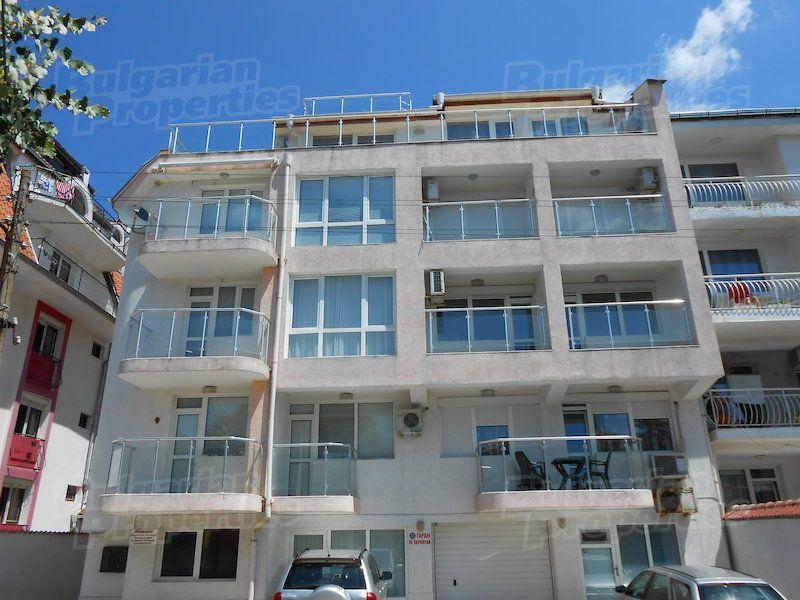 Апартаменты в Приморско, Болгария, 36.86 м2 - фото 1