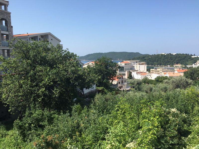 Земля в Бечичи, Черногория, 493 м2 - фото 1