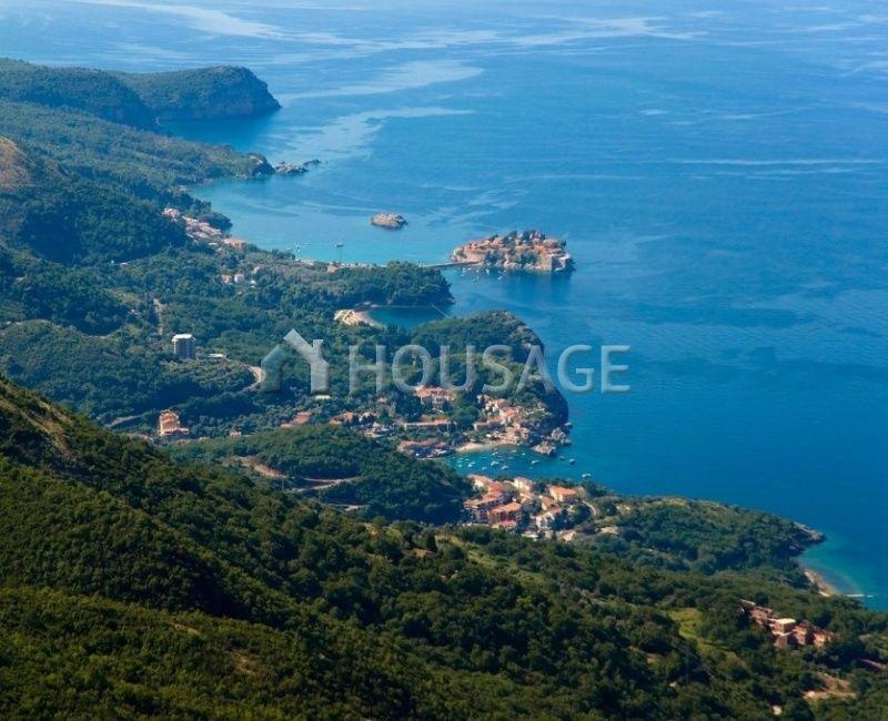 Земля в Будве, Черногория, 1084 м2 - фото 1