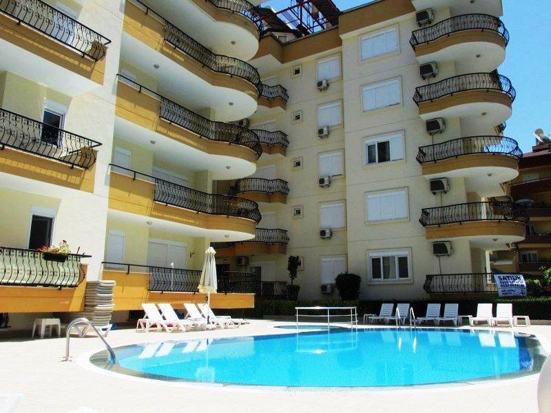 Квартира в Аланье, Турция, 117 м2 - фото 1