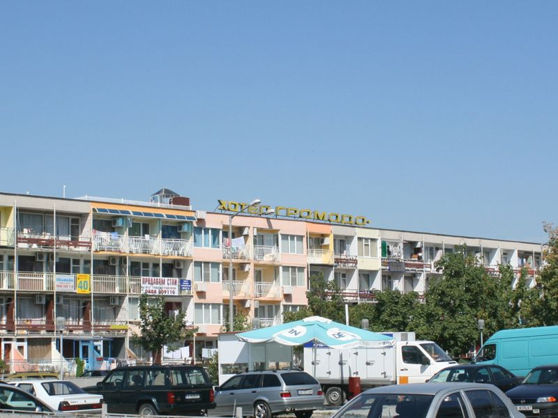 Квартира на Солнечном берегу, Болгария, 65 м2 - фото 1