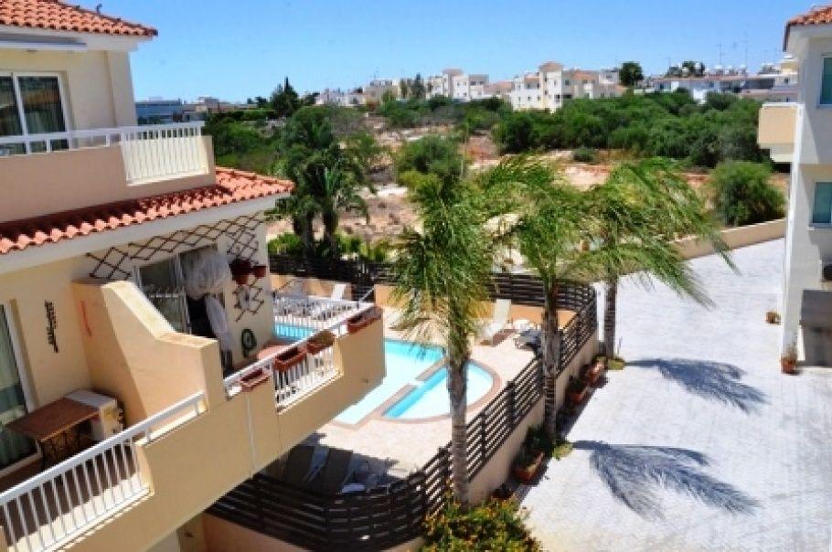 Апартаменты в Паралимни, Кипр, 50 м2 - фото 1