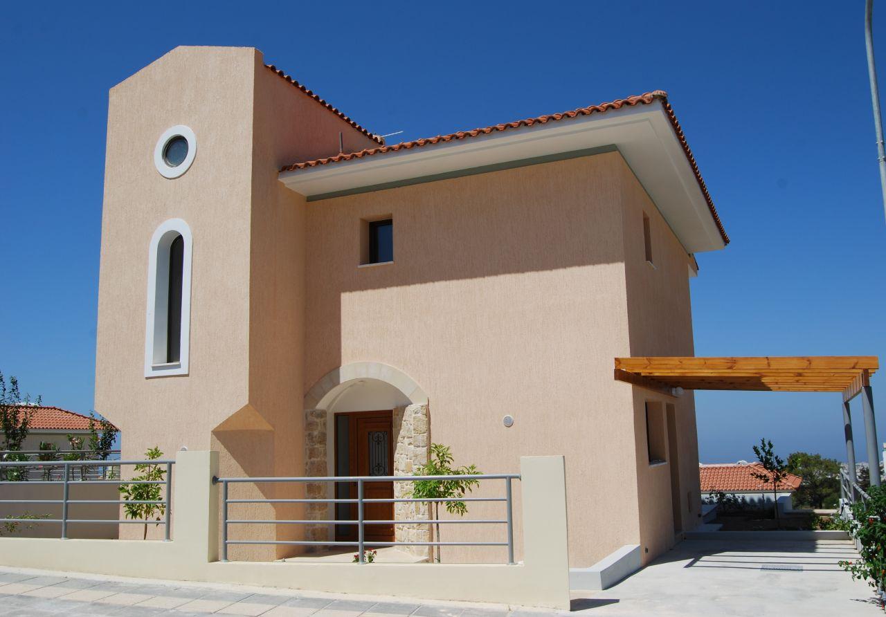 Вилла в Пафосе, Кипр, 284 м2 - фото 1